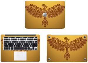 Swagsutra Phoenix Bird Vinyl Laptop Decal 11
