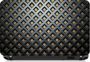 Print Shapes Net Pattern cover Vinyl Laptop Decal 15.6