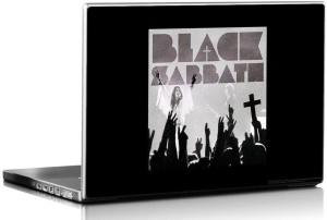 Bravado Black Sabbath Victory Vinyl Laptop Decal 15.6