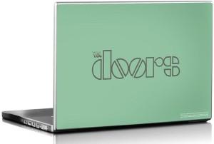 Bravado The Doors SeaGreen Vinyl Laptop Decal 15.6
