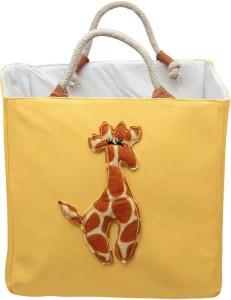 Creative Textiles 20 L Yellow Laundry Bag