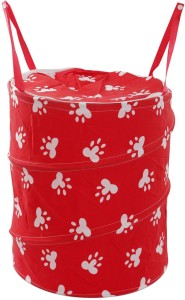 Skipper 20 L Red Laundry Basket