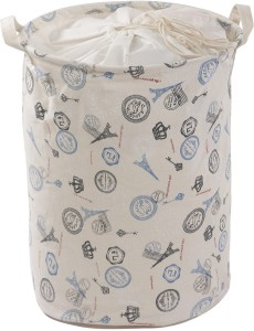 Skipper 20 L Multicolor Laundry Basket