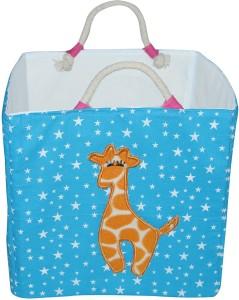 Creative Textiles 20 L Multicolor Laundry Basket