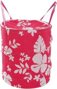 Skipper 20 L Pink, White Laundry Basket