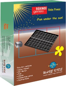 Wavekids solar power do it yourself science kit multicolor best wavekids solar power do it yourself science kit solutioingenieria Gallery