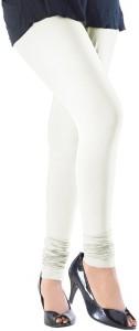 Magrace Women's White Leggings