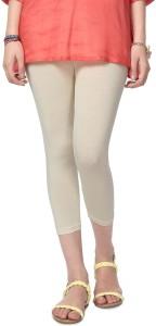 People Women's White Leggings