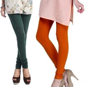 209b50e9b52a0a Rupa Softline Women s Multicolor Leggings Pack of 2 Best Price in ...