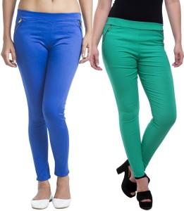 Stylo Fashion Garments Women's Multicolor Jeggings