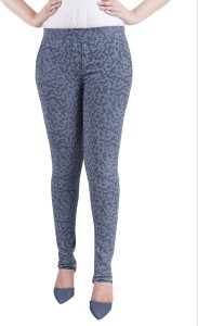 a3b613e07fb90 iHeart Women s Grey Jeggings Best Price in India
