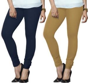 Arma Women's Blue, Beige Leggings