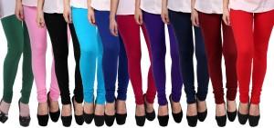 FnMe Women's Multicolor Leggings