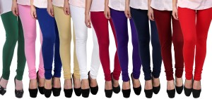 FnMe Women's Multicolor Leggings