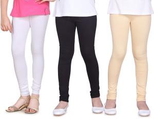 bb43598e739237 Sini Mini Legging For Girls White Best Price in India   Sini Mini ...