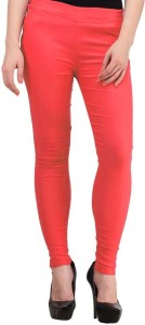 Magrace Women's Orange Jeggings