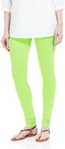 Magrace Women's Light Green Leggings