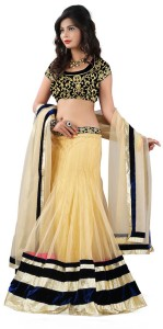 5eee55ff15 Greenvilla Designs Embroidered Women s Lehenga Choli and Dupatta Set ...
