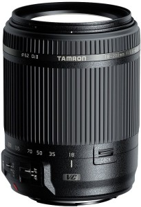 Tamron B018 18 - 200 mm F/3.5 - 6.3 Di II VC For Nikon DSLR Camera  Lens