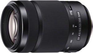 Sony SAL55300  Lens