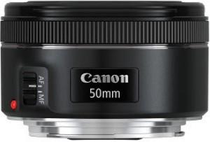 Canon EF 50 mm f/1.8 STM  Lens