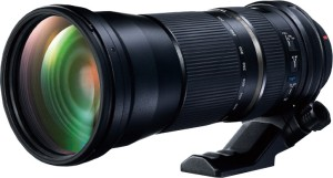 Tamron SP 150-600 mm F/5-6.3 Di VC USD (For Canon DSLRs)  Lens