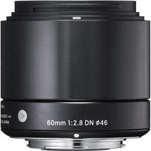 Sigma 60mm F/2.8 DN Micro Art Lens For Sony E  Lens