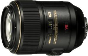 Nikon AF-S VR Micro-Nikkor 105 mm f/2.8G IF-ED  Lens