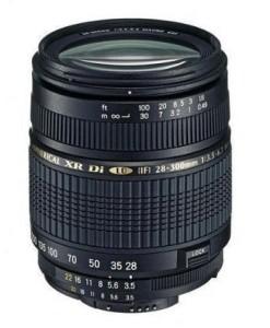 Tamron 28 -300 mm F/3.5-6.3 Di VC PZD Aspherical (IF) Macro for Canon Digital SLR  Lens