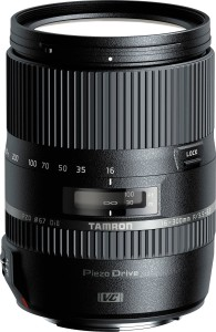 Tamron 16 - 300 mm F/3.5 - 6.3 Di II VC PZD Macro for Sony  Lens