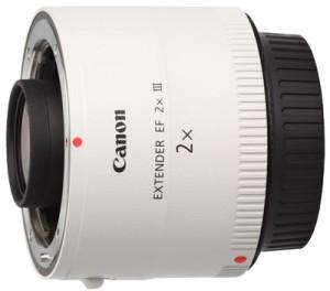Canon Extender EF 2xIII  Lens