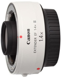 Canon Extender EF 1.4xIII  Lens