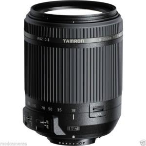Tamron B018 18 - 200 mm F/3.5 - 6.3 Di II VC For Canon DSLR Camera  Lens