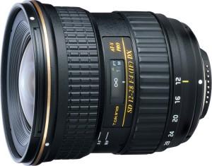 Tokina AT-X AF 12 - 28 mm f/4 PRO DX for Canon SLR  Lens