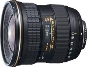 Tokina AT-X 116 PRO DX II AF 11 - 16 mm f/2.8 for Canon Digital SLR  Lens