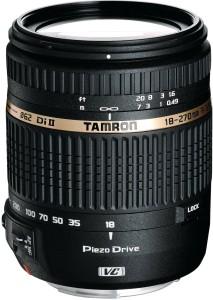 Tamron 18 - 270 mm F/3.5-6.3 Di II VC PZD for Canon Digital SLR  Lens