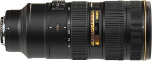 Nikon AF-S NIKKOR 70 - 200 mm f/2.8G ED VR II  Lens