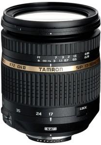 Tamron SP AF 17 - 50 mm F/2.8 XR LD Aspherical (IF) for Sony Digital SLR  Lens