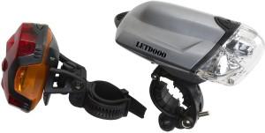 Letdooo Projection Lamp LED Front Rear Light Combo
