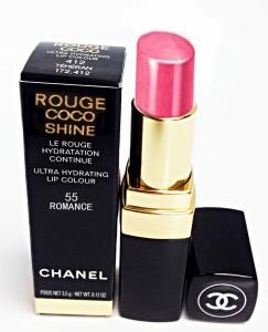 Chanel Coco Shine Lipstick 3 G Romance 55 Best Price In India