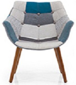 Smarvvv Productions Solid Wood Living Room Chair