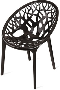 Nilkamal Crystal Plastic Living Room Chair