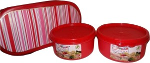 Dream Home HUN01 2 Containers Lunch Box
