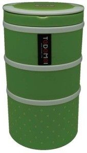 LoveHome 111-G 3 Containers Lunch Box