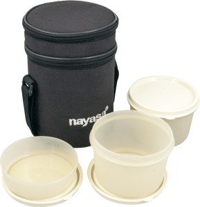 Nayasa Ny-lb-01b 3 Containers Lunch Box