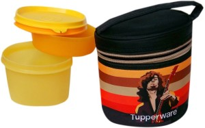 Tupperware t-jr 2 Containers Lunch Box