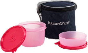Signoraware 510 2 Containers Lunch Box