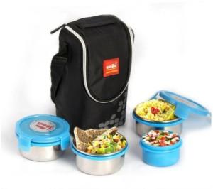 Cello Max fresh click 4 4 Containers Lunch Box