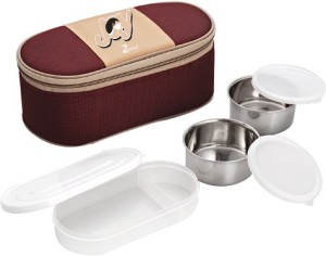 Zanelux Lb-010 3 Containers Lunch Box