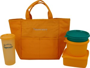 Tupperware 2060 5 Containers Lunch Box